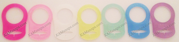 Silicone Adapter Rings for Pacifiers