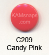 C209 Candy Pink