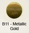 B11 Metallic Gold