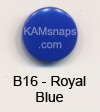 B16 Royal Blue