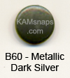 B60 Metallic Dark Silver
