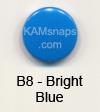 B8 Bright Blue