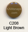 C208 Light Brown
