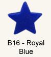 B16 Royal Blue